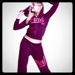 VS Pink Boyfriend Outfit Small